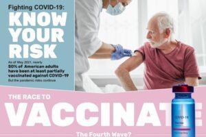 COVID genetic prediction test