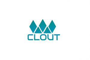 clout logo