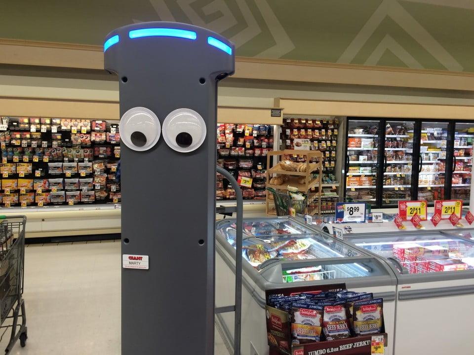 TheMerkle Marty the Robot