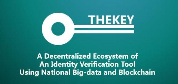 TheMerkle THEKEY BLockchain Digital Identity