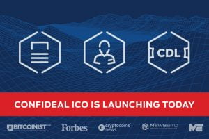confideal launched
