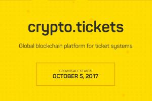 crypto tickets