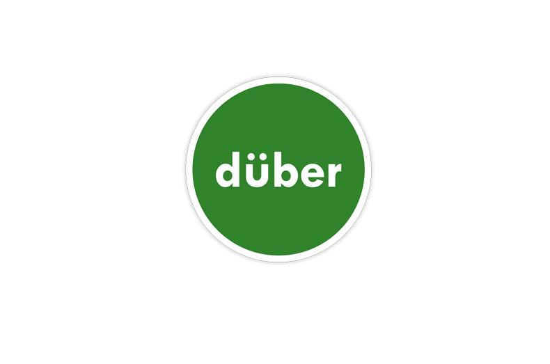 duber logo