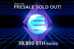 enjincoin ico sold out