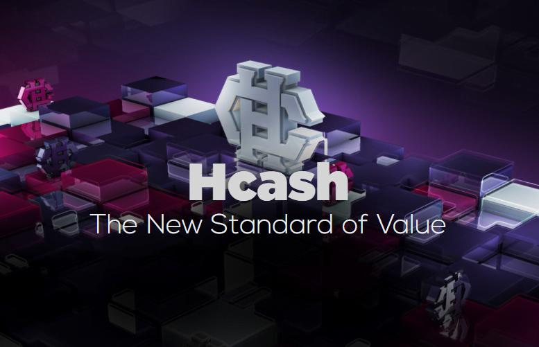 hcash logo