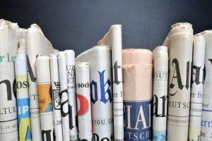 newspaper media outlets