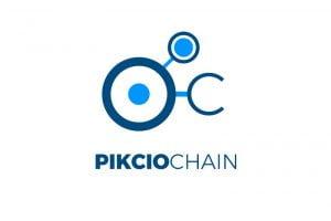 pikcio chain logo