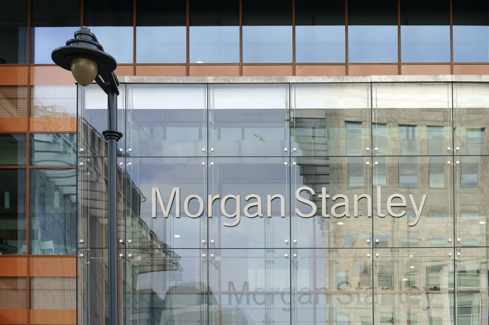 TheMerkle Morgan Stanley Crypto Trading Desk