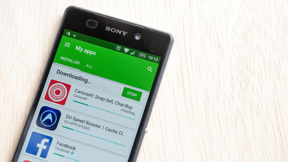 TheMerkle Google Play Store App Removal