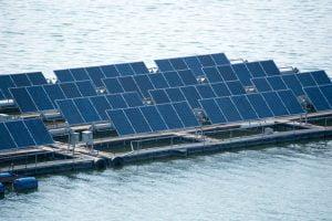 TheMerkle China Floating Solar Farm