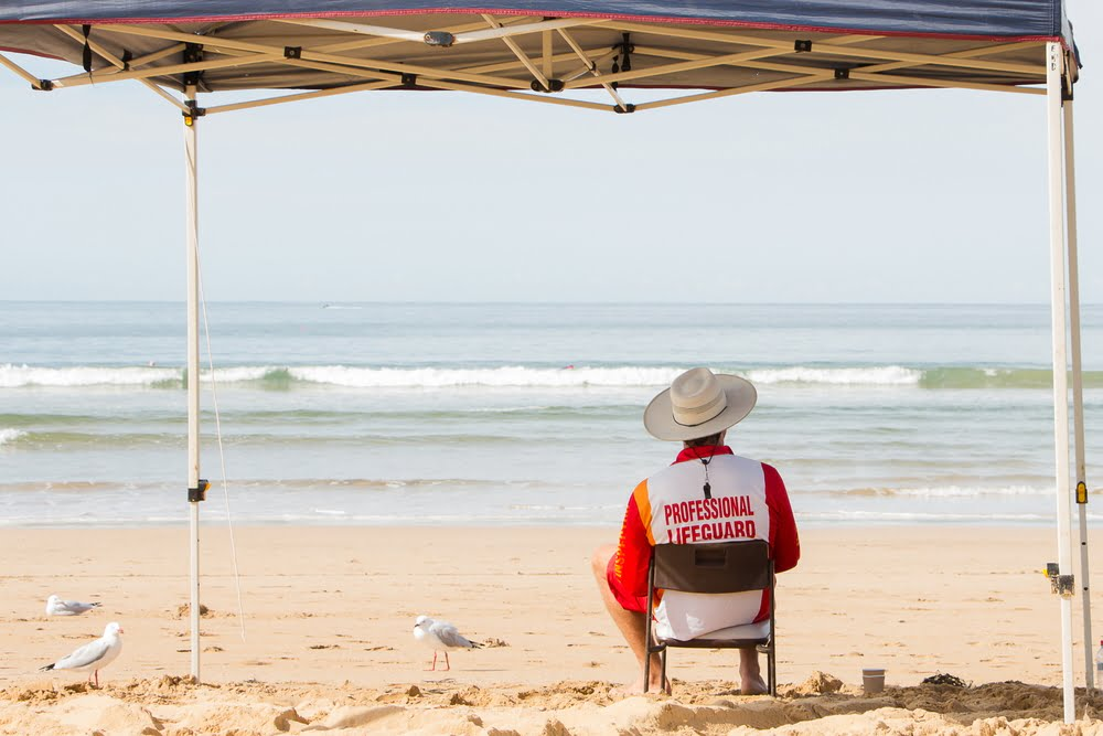 TheMerkle Australia Drone Drowning
