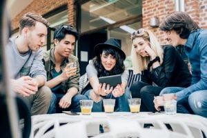TheMerkle Millennials Bitcoin Stocks