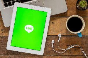 TheMerkle LINE Q Cryptocurrency