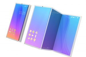 TheMerkle Samsung Foldable Smartphone