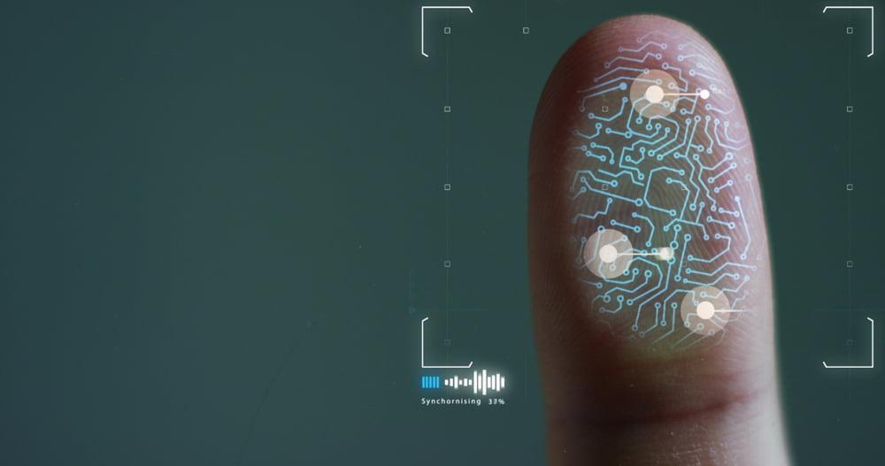 TheMerkle Fingerprints Crime Solving