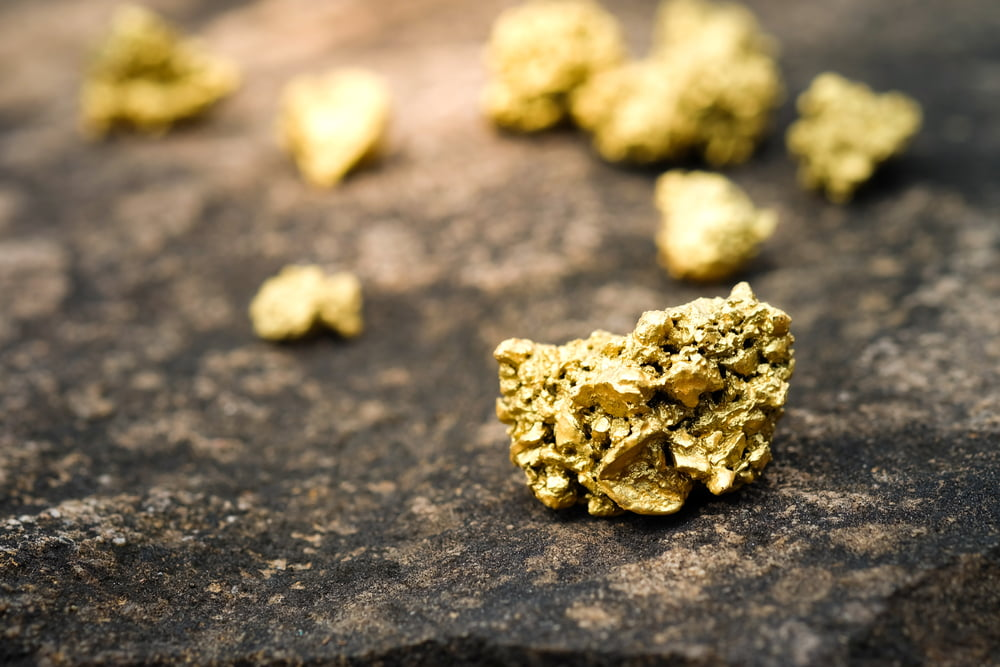 TheMerkle Hive Drops Gold Mining Cryptocurrency