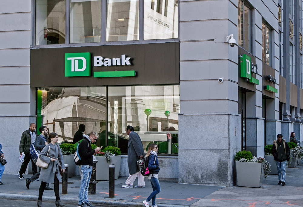 TheMerkle TD Bank Bitcoin Purchase