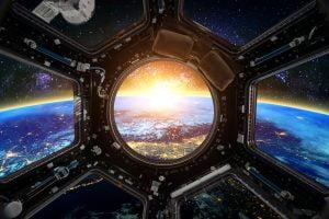TheMerkle Ethereum Blockchain Spacecraft