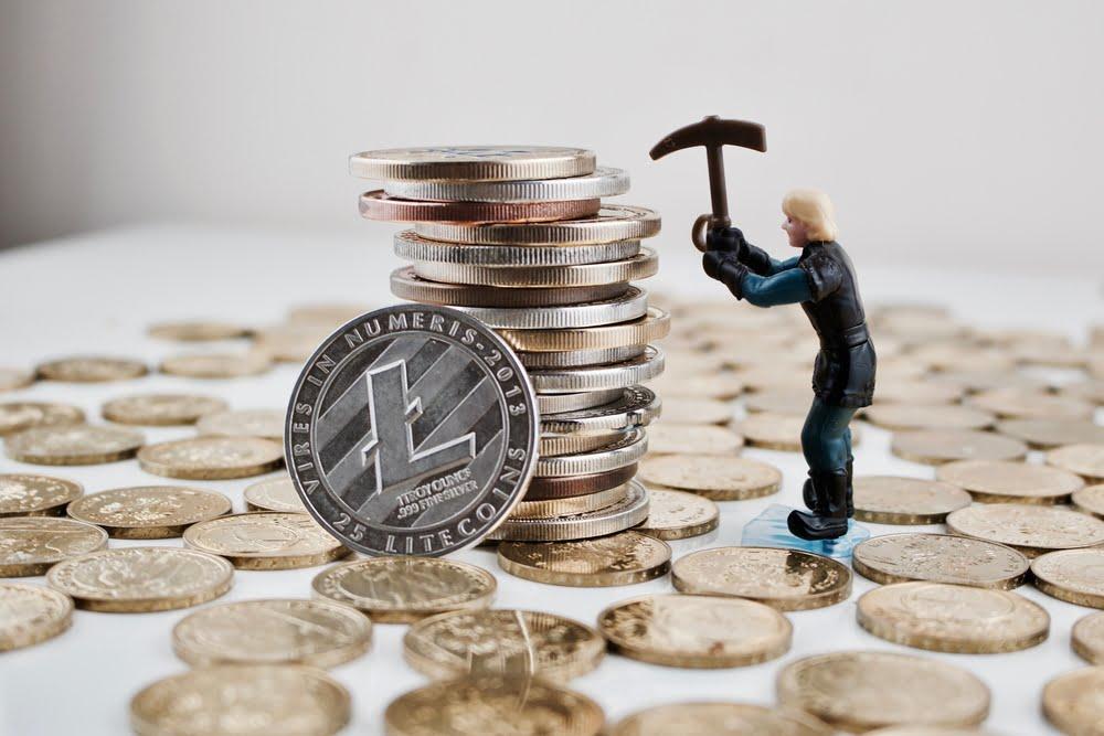 TheMerkle Litecoin Price Gains
