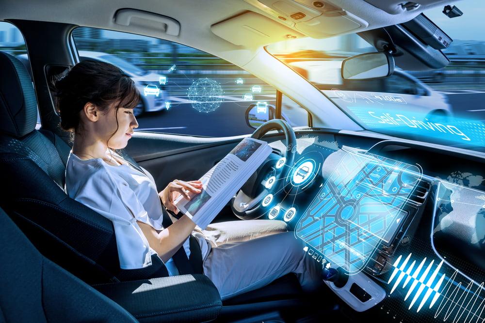 TheMerkle Autonomous Vehicle Blameless Accident