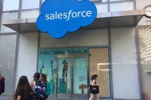 TheMerkle Salesforce Cryptocurrency Blockchain