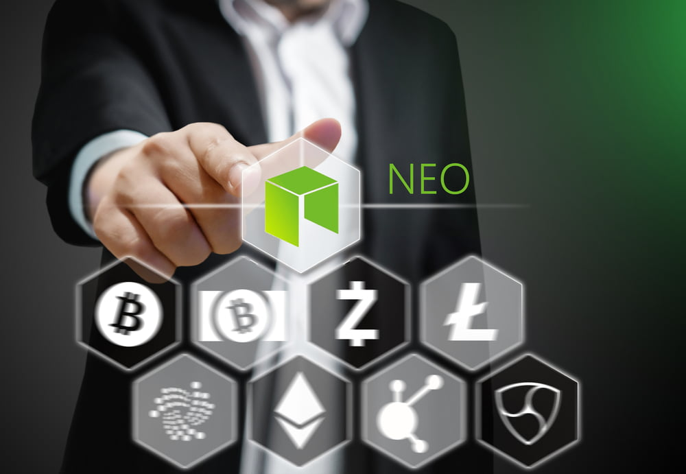 TheMerkle NEO Price Small loss