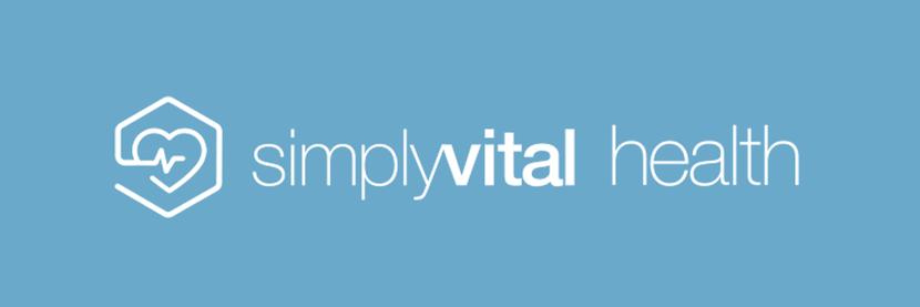 simply vital health logo