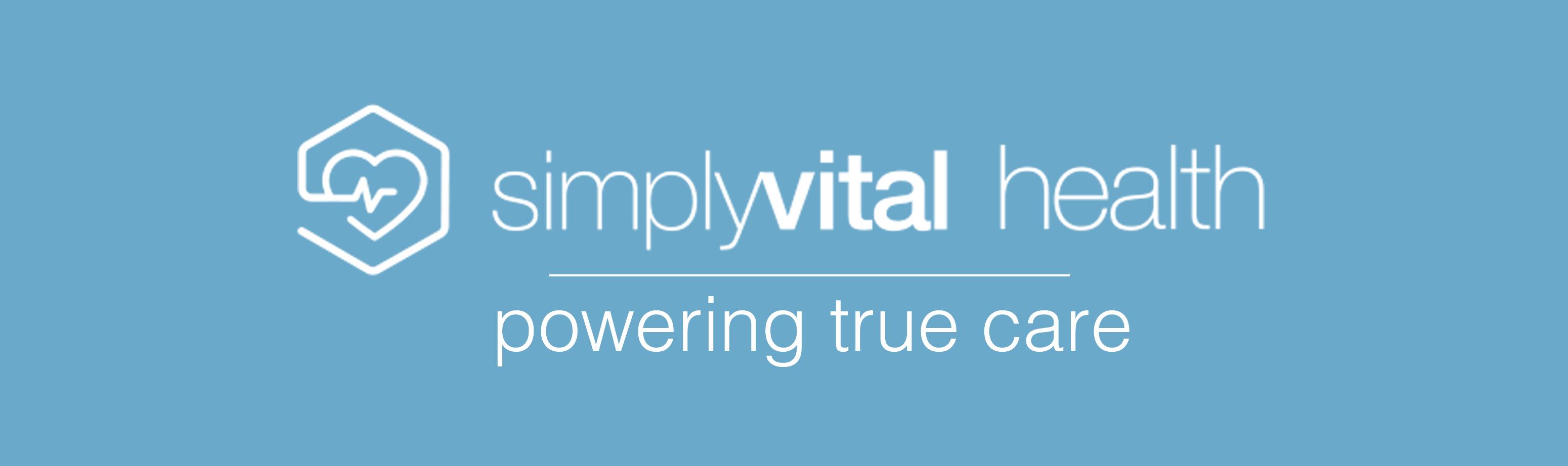 simply vital logo