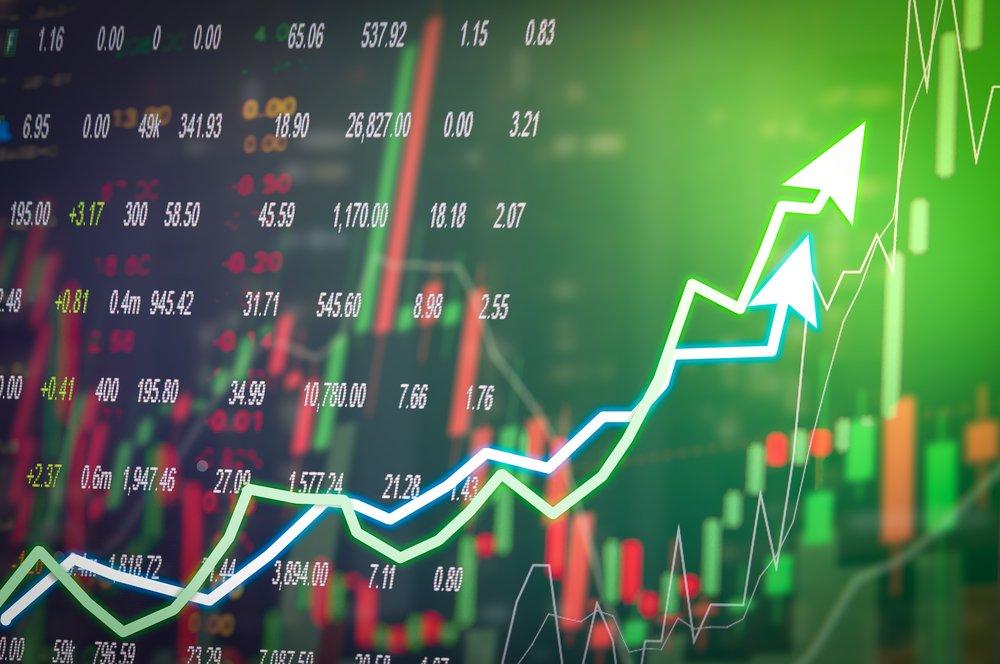 stock price skyrockets