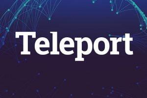 teleport ico logo
