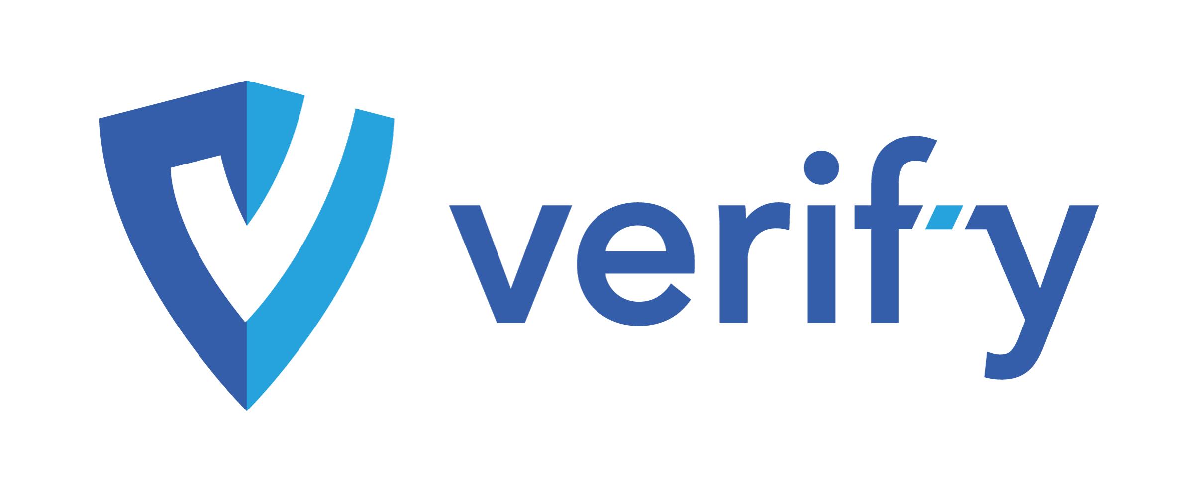 verify logo